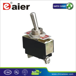 Reset E-Ten Spst on-off Toggle Switch (KN3(B)-101) pictures & photos