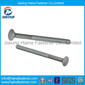 Galvanized Round Head Bolt, High Strengh Bolts pictures & photos