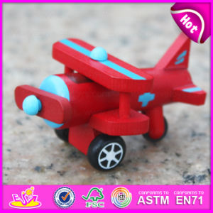 2015 Wooden Toy Plane for Baby, New Wooden Kids Toy Airplane, Airplane Toy Wood for Children, Flying Wooden Plane Toy W04A198 pictures & photos