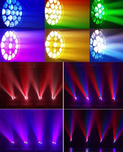 19X15W RGBW 4in1 Bee Eye Stage Lighting pictures & photos