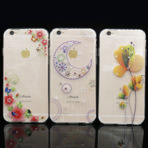 Fashion Style Phone Case with Durable Material TPU for iPhone