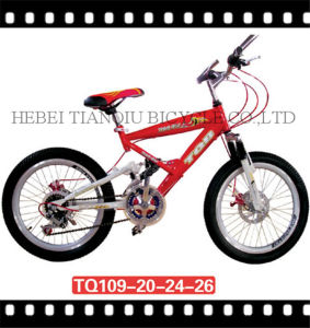 "Hot Sale 20"" 18 Speed Men′s Mountain Bike, MTB Professional Manufacture pictures & photos"