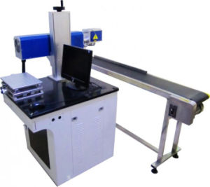 Fiber Laser Marking Machine for Stainless Steel Products pictures & photos
