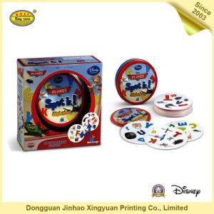 Customized Spot It Card Game (JHXY-CG0002)