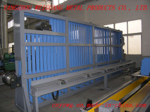 Wg25 High Quality Tube Mill Line pictures & photos