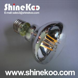 Glass R80 8W LED Filament Lamp (SUN-8WR80) pictures & photos