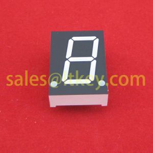 0.8 Inch Single Digit 7 Segment LED Display pictures & photos