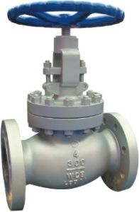 Cast Steel Water Gas Globe Valve pictures & photos