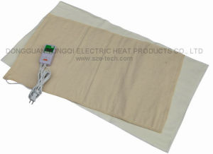 CE Approved Digital Moist Heating Pad with Multi Temperature Setting and Auto off pictures & photos