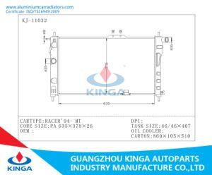 Car Parts Radiator Aluminium Plastic Tank Daewoo Racer′94- China Supplier pictures & photos