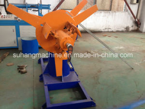3 Ton Double Heads Manual De-Coiler Machine pictures & photos