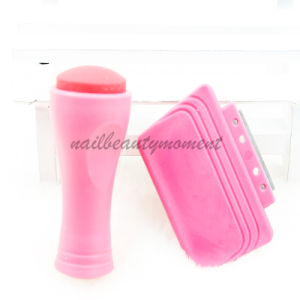 High Quality Nail Art Stamp and Scraper Stamping Tool Set
