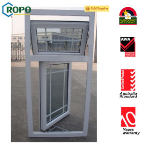 High Quality UPVC Window, Double Glazed PVC Casement Windows pictures & photos