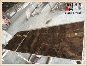 Natural Stone Flooring Emperador Dark From Spain Marble Tile