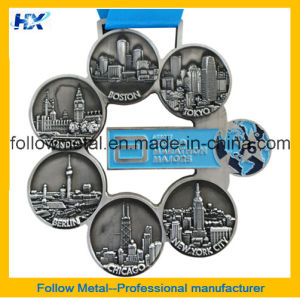 High Quality Custom Medal with Ribbon