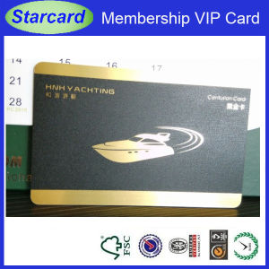 Display Plastic Printing Card for Business Promotion