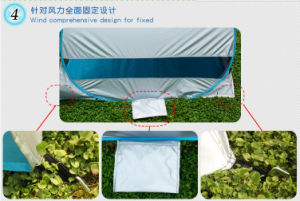 Carries Pop up Anti UV Beach Tent Sunshade Tent Beach Shelter pictures & photos