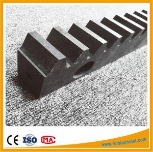 Steel M8 Gear Rack Construction Hoist Spare Parts pictures & photos