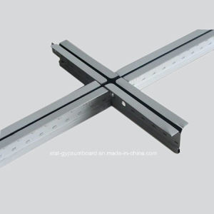ceiling Suspension T-Bar/Expsosed ceiling Grid/Exposed Frame for Ceiling System pictures & photos