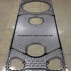 Replacement Gea/Apv/Sondex Heat Exchanger Plate in AISI304/AISI316L/Titanium Material pictures & photos