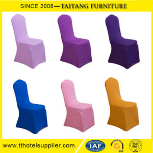 Hotel/Wedding/Banquet Supplies Spandex Chair Cover pictures & photos