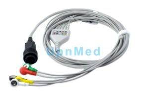 Heyer ECG Cable with Lead Wires pictures & photos
