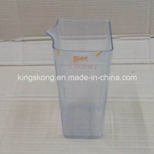 Square Clear Plastic Jug 1.8L Wholesale pictures & photos