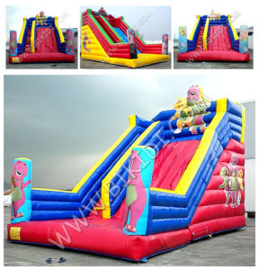 Art Design Outdoor Inflatable Slide Playground, Inflatables, Water Games B4130 pictures & photos