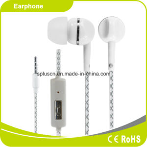 Noise Cancelling Earphone Headset with 6u Speaker pictures & photos