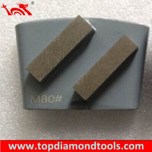 HTC Diamond Grinding Segment for Concrete Granite Marble pictures & photos