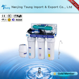 50gpd 6 Stages Water Filter with Mineralize Ty-RO-8 pictures & photos