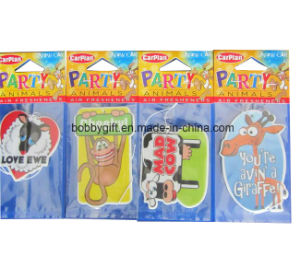 Promotion Car Air Freshener/Perfume for Promotion Gifts pictures & photos