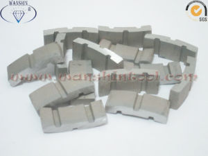 Concrete Turbo Diamond Segments Core Bit Segment for Concrete pictures & photos