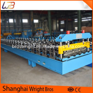 Aluminum Roofing Sheet Roll Forming Machine pictures & photos