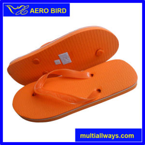 Durable and High Quality PVC Flip Flops for Men pictures & photos