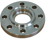Aluminum B241 5052 Flange Fitting Socket Weld Flange pictures & photos