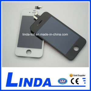 Good Sale Mobile Phone LCD for iPhone 4G Screen pictures & photos