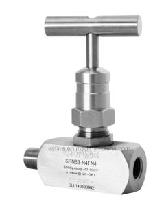 Stainless Steel Rising Plug Valves Needle Valves
