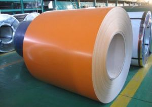 Matt Prepainted Galvanized Steel Sheet, Printed Colorful Coated Steel Coil pictures & photos