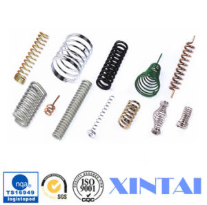 China Manufacturer Custom Steel Helical Compression Bending Banana Springs pictures & photos