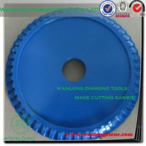Diamond Tip Grinding Wheel for Stone Processing-Electroplated Diamond Grinding Wheel pictures & photos