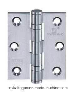 "SUS304 Butt Hinge for Fire Door and Metal Door (3""X2.5""X3.5""-2BB) pictures & photos"