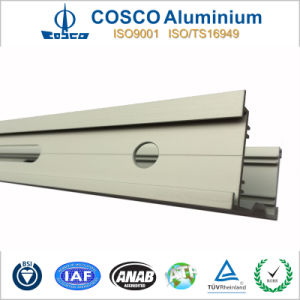 Clear Anodized Aluminum/Aluminium Profile for Industrial Equipment pictures & photos