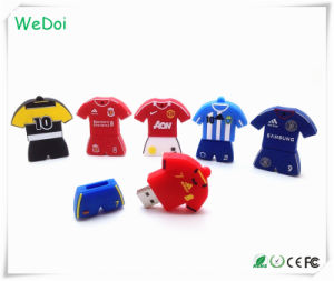 Customized Uniform USB Stick with Low Cost (WY-PV92) pictures & photos