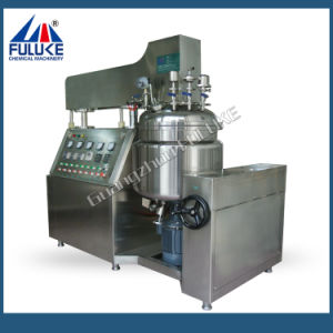 50-500L Fmb Vacuum Emulsifying Equipment pictures & photos