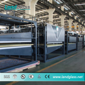 Landglass Forced Convection Flat Glass Tempering Furnace Machine Type Ld-A2442j pictures & photos