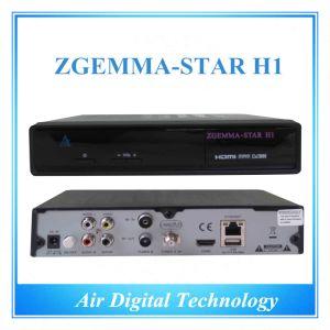 Zgemma-Star H1 TV Transmitter DVB S/S2 DVB C High Definition pictures & photos