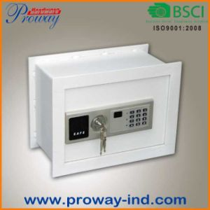 Digital Electronic Wall Safe pictures & photos