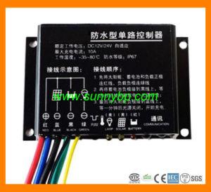 12V 24V DC Waterproof Solar Controller for LED Street Light pictures & photos