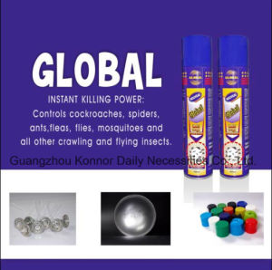 Global 400ml Aerosol Insecticide Mosquito Repellent Pest Repeller Spray pictures & photos